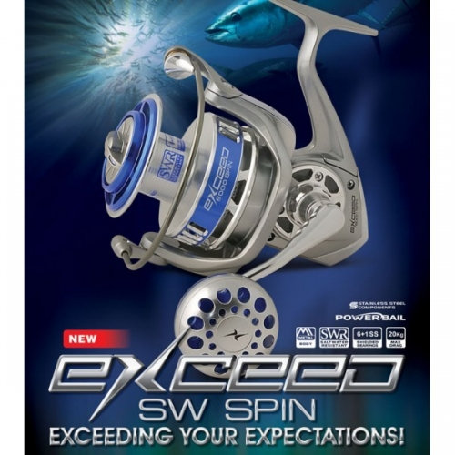 TRABUCCO EXCEED SPIN 5000
