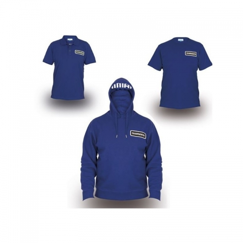 SHIMANO CLOTHING PACK BLUE