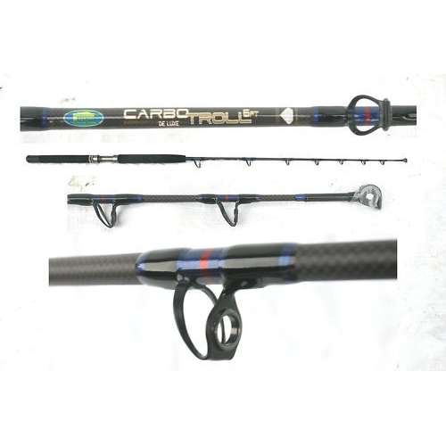 LINEAEFFE CARBO TROLL 30-50 LB 5'.7''