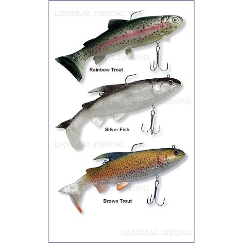 RAPTURE TROUT HUNTER 120 mm 34 gr