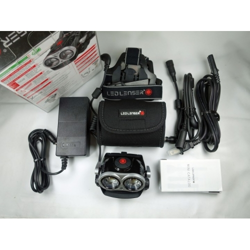 LED LENSER XEO 19R (RICARICABILE)