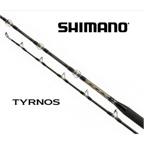 SHIMANO TYRNOS STAND UP 20-30 LB
