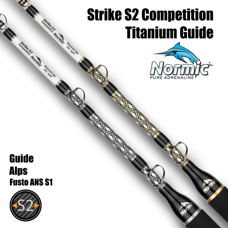 Normic Strike S2 Competition Titanium Guide