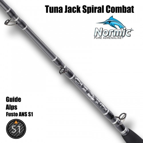 Normic Tuna Jack Spiral Combat Stand-Up Alps