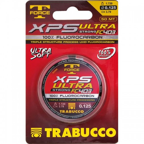 Trabucco XPS FLUORCARBON ULTRA STRONG FC 403