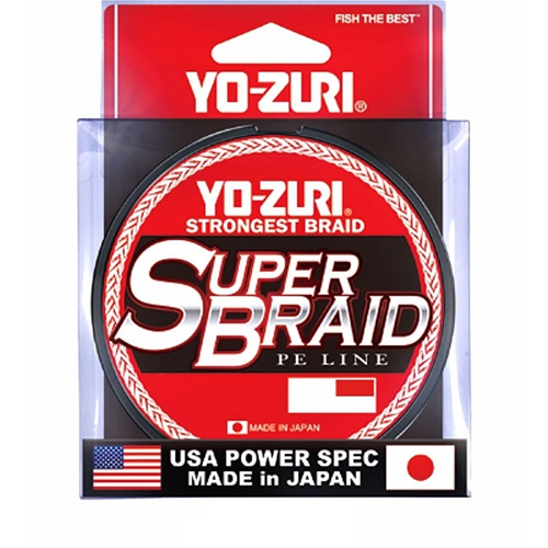 Yo-Zuri Super Braid 300 Yd