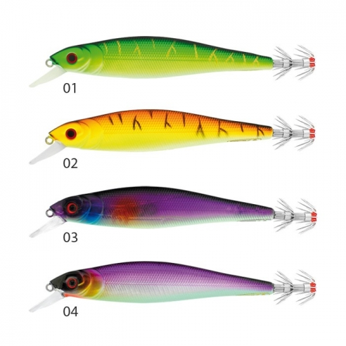 SEIKA MINNOW SQUID 88 105 mm