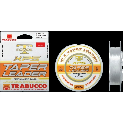 TRABUCCO XPS TAPER LEADER (SHOCK CONICO)